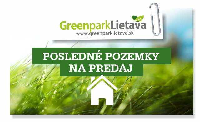 Greenpark Lietava
